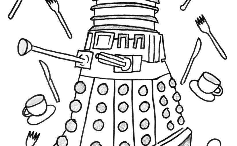 S05EP03 – Dr Who in the Kitchen of my Childhood by Marina Byrne